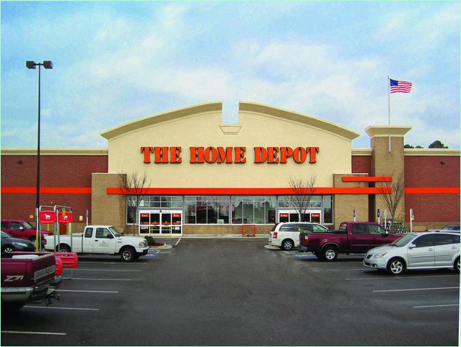 Evans Exchange (Home Depot)