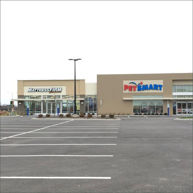 PetSmart & Mattress Firm