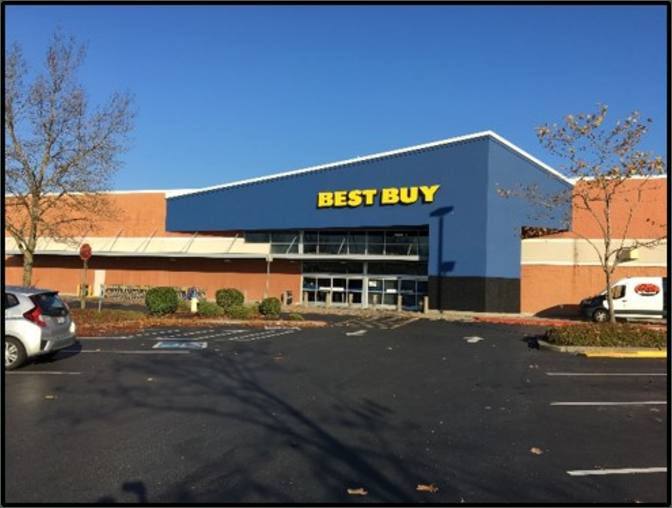 Best Buy & Party City