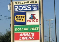 The Shoppes at Port Arthur: