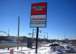 Mattress Firm & Physicians Care: