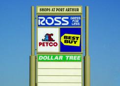 The Shoppes at Port Arthur, Port Arthur, ,